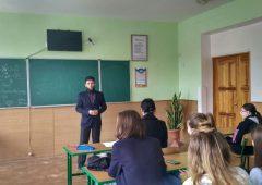 Лекции об Исламе в школах города Хмельницкого.Фото-03