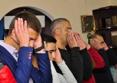 Мусульмане Хмельницкого отметили праздник Курбан-Байрам — 2014.Фото-02