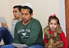 Мусульмане Хмельницкого отметили праздник Курбан-Байрам — 2014.Фото-11