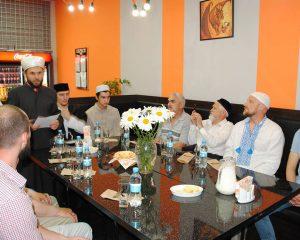 Первое собрание мусульман в г. Ровно.Фото-09