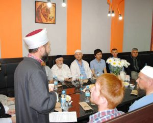 Первое собрание мусульман в г. Ровно.Фото-10