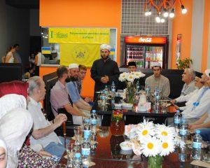 Первое собрание мусульман в г. Ровно.Фото-11