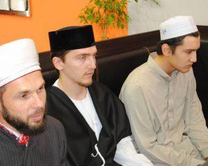 Первое собрание мусульман в г. Ровно.Фото-12