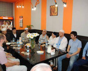 Первое собрание мусульман в г. Ровно.Фото-13