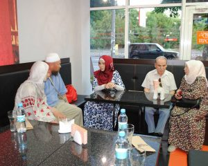 Первое собрание мусульман в г. Ровно.Фото-15