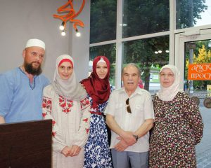 Первое собрание мусульман в г. Ровно.Фото-16
