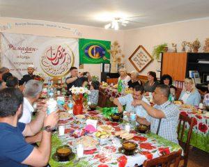 Торжественный ифтар в месяце Рамадан – 2016.Фото-00