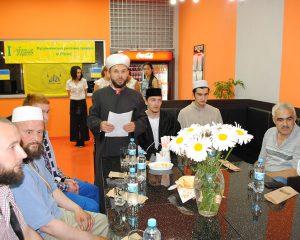 Первое собрание мусульман в г. Ровно.Фото-01