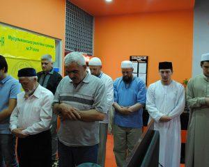 Первое собрание мусульман в г. Ровно.Фото-03