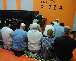 Первое собрание мусульман в г. Ровно.Фото-04