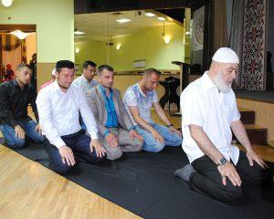 Первое собрание мусульман в г. Ровно.Фото-05