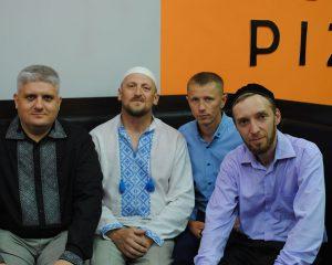 Первое собрание мусульман в г. Ровно.Фото-06