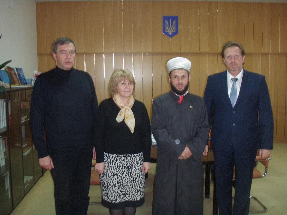 Ислам в г. Ровно