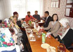 Встреча с гостями с Казахстана.Фото-09