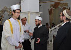 Официальный ифтар в Хмельницком.Фото-15
