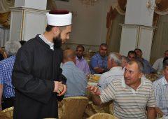 Официальный ифтар в Хмельницком.Фото-16