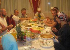 Ифтар в Камянце-Подольском.Фото-01