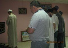 Благословенный Рамадан встретили мусульмане Хмельницкого.Фото-00