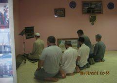 Благословенный Рамадан встретили мусульмане Хмельницкого.Фото-01