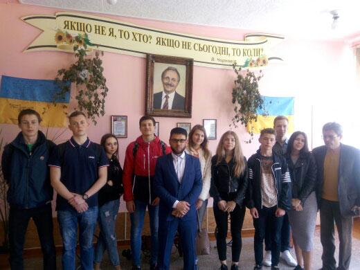 Ислам в учебных заведениях Хмельницкого и Западной Украины