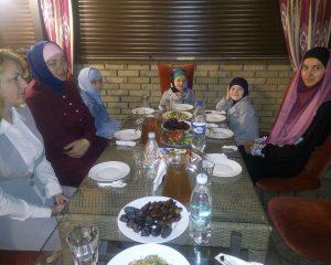 Первый ифтар мусульманской общины Тернополя.Фото-06