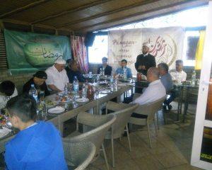 Первый ифтар мусульманской общины Тернополя.Фото-09
