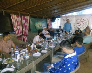 Первый ифтар мусульманской общины Тернополя.Фото-14