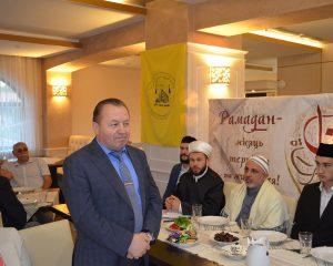 Первый ифтар в Луцке.Фото-03