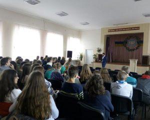 Школы Хмельницкого встречают Истину_2017.Фото-01