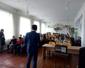Школы Хмельницкого встречают Истину_2017.Фото-07