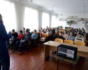 Школы Хмельницкого встречают Истину_2017.Фото-10