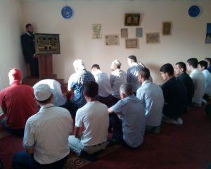 Праздничный Намаз 'Ид Аль-Адха (Курбан-Байрам)